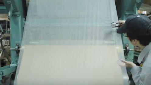 世界上最薄的纸!厚薄仅有0.02毫米,不能用来写字 却卖8万日元