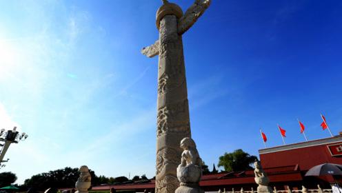 天安门前的大柱子,竟已立了500多年,背后真相曝光令人敬佩