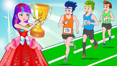学校马拉松比赛,男孩偷懒不跑,却被一群马蜂追赶速度堪比刘翔!