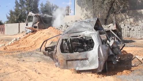 利比亚首都遭遇空袭:已造成7名平民死亡 其中包括外国人