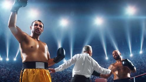 世界最顶级的碾压式暴虐 悍将重拳狂轰把对手打下擂台