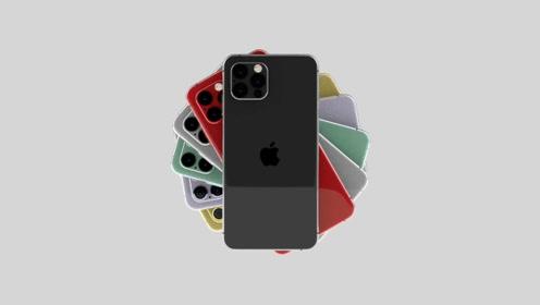 "iPhone 12 Pro预告片曝光:""挤牙膏式""升级又来了?"