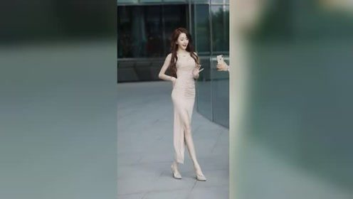 这种肤白貌美大长腿的姑娘,娶回家你舍得让她做家务吗?