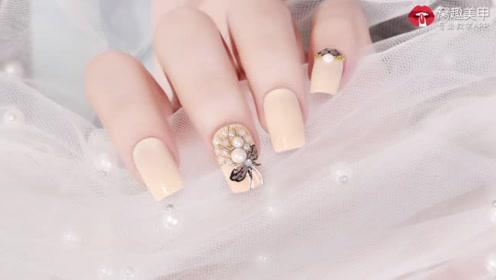金线珍珠 优雅花束