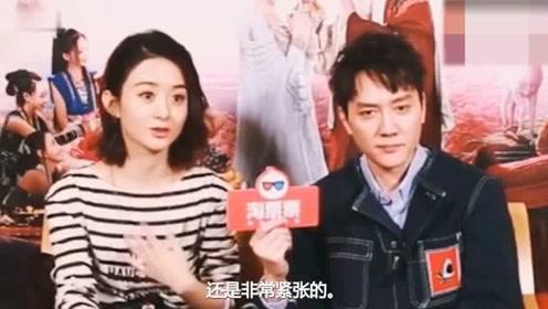 冯绍峰首谈儿子,第一反应是担心抱错,还没来得及看就先拍照