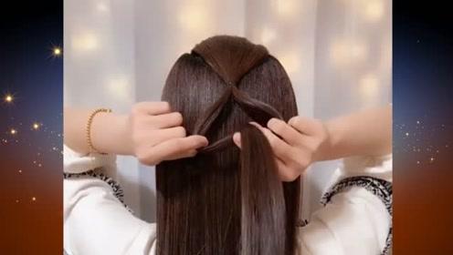 在这个季节里,女神们必备的扎发发型,你学会了吗
