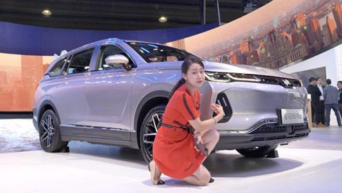 2019广州车展丨可享6大权益,珠珠体验威马EX6 Plus