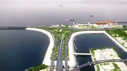 继港珠澳大桥后又一超级工程,投资五百亿,彻底打通珠三角
