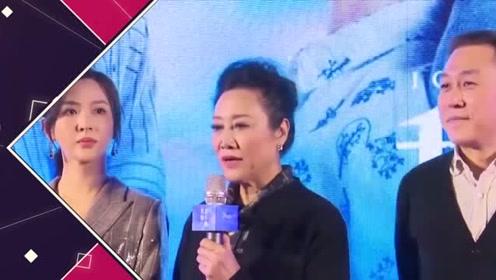 王丽云称不想再演恶毒丈母娘 六十六岁气质超好