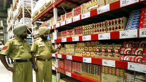 印度富人区有多富裕?看到他们超市,网友直言:和中国差距太大!