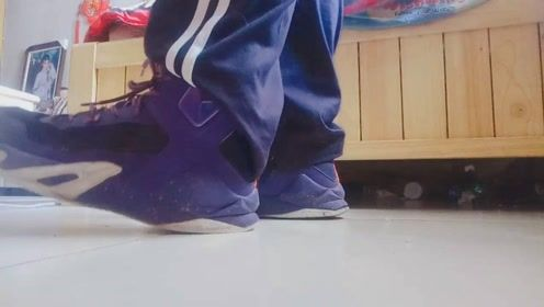 球鞋分享:国产中国乔丹的死亡缓震,支持国产!