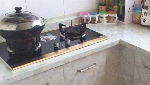 家里经常使用天然气做饭吗?我也才清楚,别不当回事,快叮嘱家人
