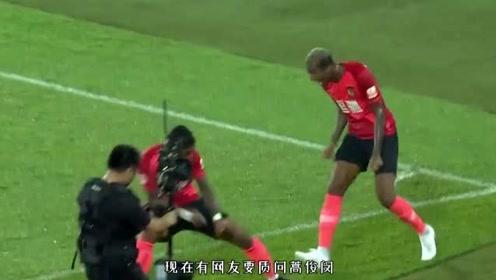 在国家队拼命,回俱乐部养伤,蒿俊闵,你让其他球员怎么办?