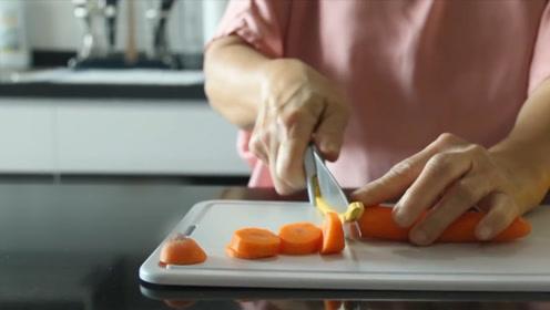 用爱做出的设计——盲人厨具,切菜煮饭一气呵成,兼顾创意与暖心