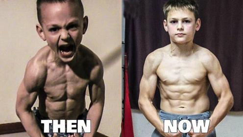 """曾经爆火的""""最强壮""""肌肉男孩,10年后成了这样,让人摇头叹息!"""