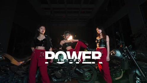 《POWER》舞蹈翻跳,机车Girl的魅力舞蹈