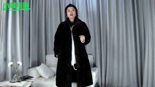 泰迪卷的皮毛大衣,低调大气,你喜欢吗?