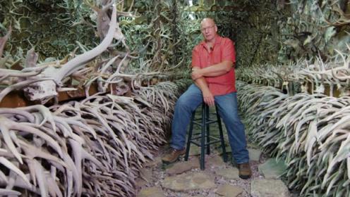 美国男子森林中捡垃圾,40年后发现赚大了,如今成了大富豪!