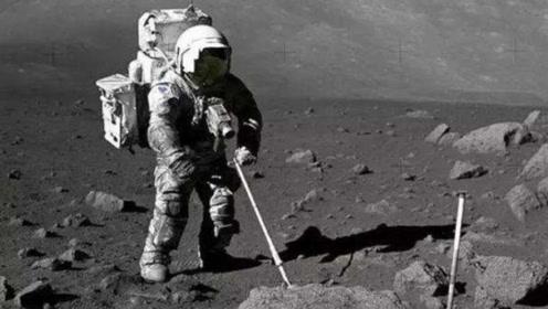 月球也曾有过磁场?证据藏在一块岩石中,到底谁动了它的磁场?