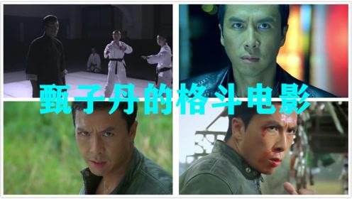 【盘点】甄子丹电影中那些经典打斗场面,叶问:我要打十个!