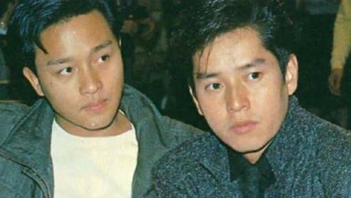 当年香港四大天王刚红,争到差点翻脸,他和张国荣安排饭局调停