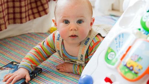 这2类宝宝虽然小时候很累人,但以后反而更聪明,家长要多点耐心