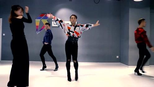 南京Ishow爵士舞 舞蹈《partition》