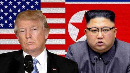 """朝鲜:想要什么""""礼物""""你自己选 特朗普:我不想动武 但别逼我"""