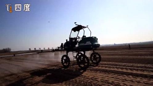厉害了!无人驾驶拖拉机登场 专家:既让农民省事 又让农场赚钱