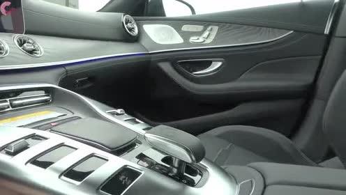 2019款 梅赛德斯 奔驰 AMG GT,中控区域展示评测