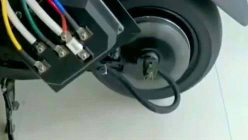 现在的电动车,转速真凶残啊!这是要超摩托了!回头咱也改改去