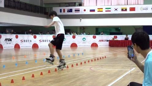 2019SSO上海国际公开赛 青男花式对抗 小组赛 第六组