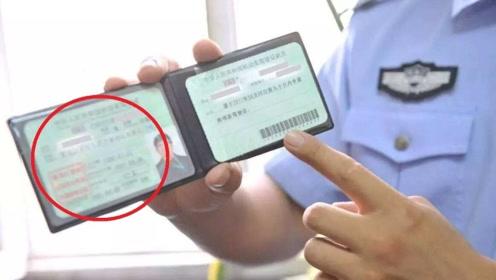 驾驶证上这4字不容忽视,被吊销驾照事小,严重或直接坐牢