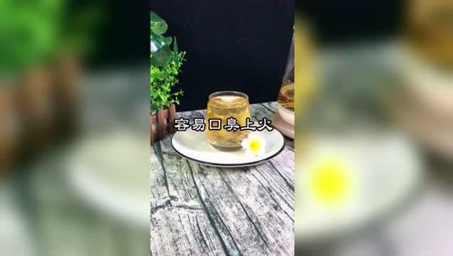 润肺生津,降火养生茶!