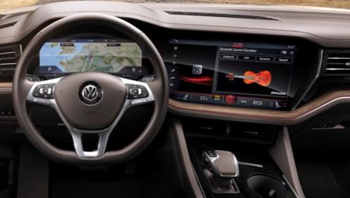 大众一SUV大减价,配3.0T V6带四驱,降11.38万,买它赚到了