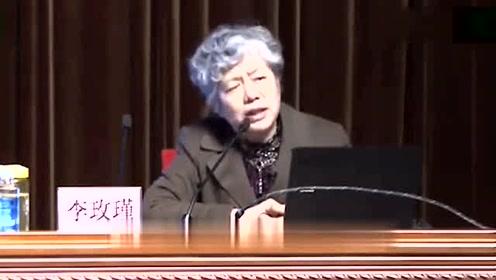 李玫瑾教授:孩子出的问题多种多样,劝家长关键时期要教育好孩子