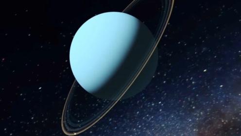 宇宙最懒的星球,四季得要84年过完,一生都在躺着转!