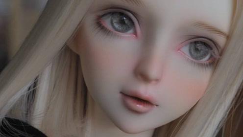 """土豪才玩得起的娃娃,逼真程度堪比""""真人"""",怪不得敢卖这么贵"""