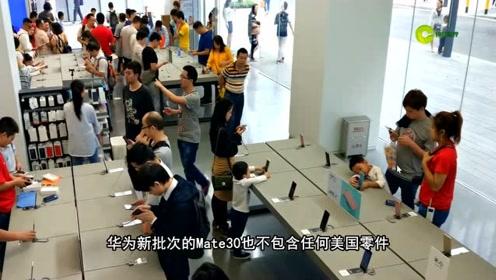 华为新手机完全剔除美国零部件!美国还有手段整华为吗?