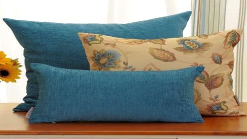 抱枕不要花钱去购买,只需动动小手,好看的抱枕在家就能做