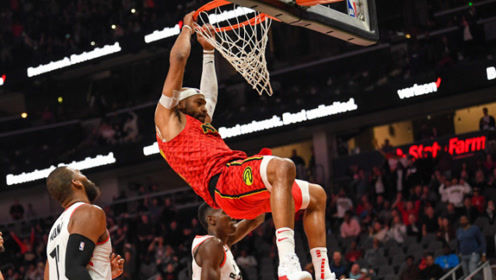 NBA老将超燃扣篮大合集 老卡特依旧展翅飞翔