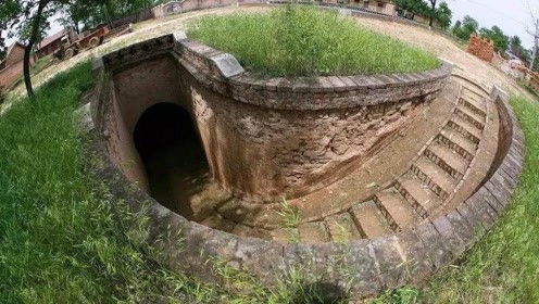 中国最神秘村庄,进村不见房,村民在地下生活了4000年!