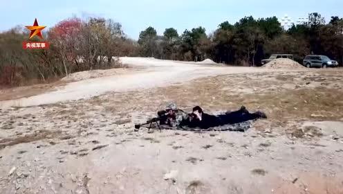 真•国货之光 轮胎被狙击步枪打个大洞还能跑