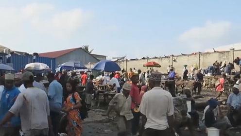 非洲经济在飞速的发展,200块钱人民币,能吃龙虾迟到吐?