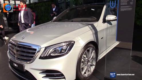 宽敞舒适,别致而高档,2020梅赛德斯·奔驰S 560e豪华轿车来袭
