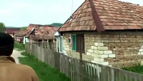 实拍罗马尼亚的农村,跟我们村比真的差多了