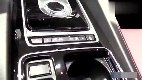 2020款捷豹F PACE展示