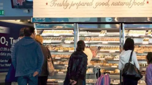 """一年365天都啃三明治是啥体验?英国人视其为国宝,网友:""""真可怜""""!"""