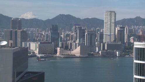 """香港议员呼吁调查""""黑警""""传闻 还港警清白"""