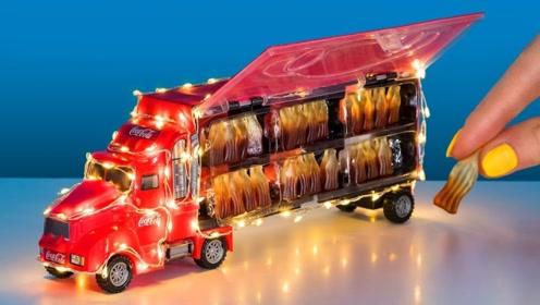 奇趣的圣诞甜品,分分钟征服吃货的心,能不受欢迎吗?